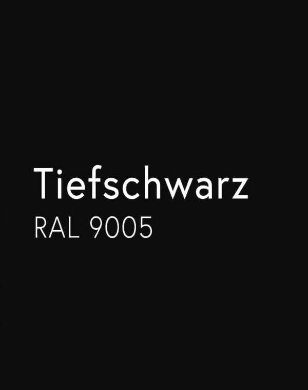 tiefschwarz-ral-9005