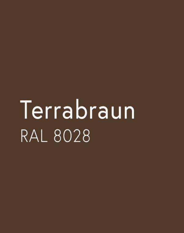 terrabraun-ral-8028