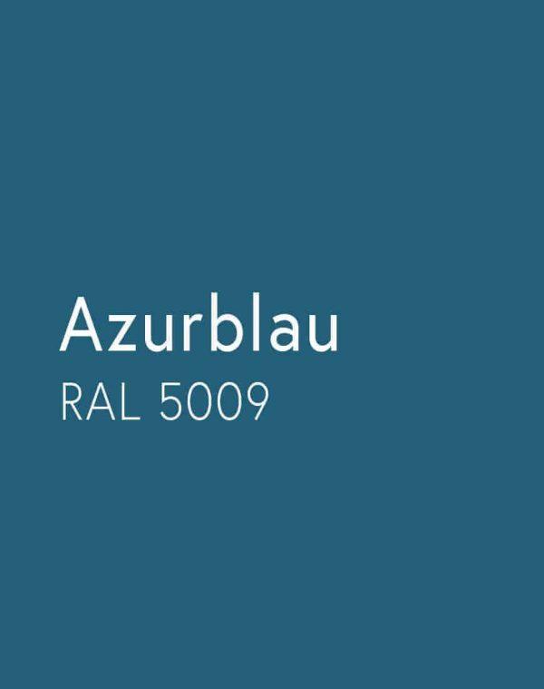 azurblau-ral-5009