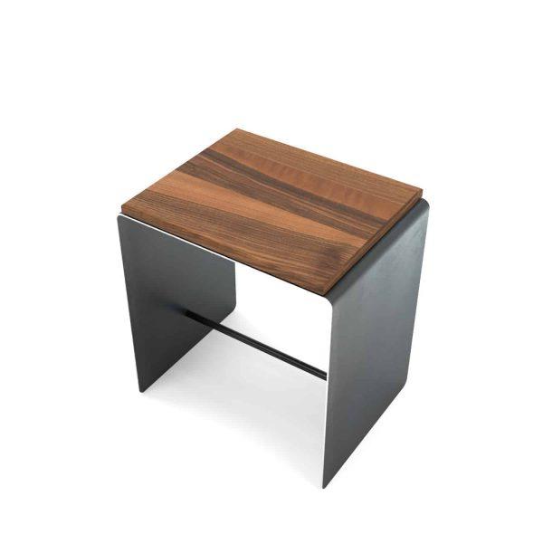 hocker-sitzhocker-holzhocker-sitzwuerfel-holz-metall-kuechenhocker-kaufen-design-schwarz-grau-modern-nussbaum-stahl-fine-line-neu