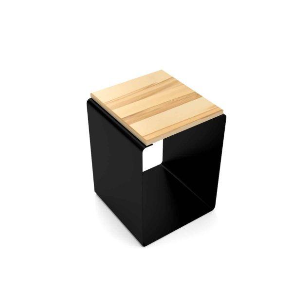 hocker-sitzhocker-holzhocker-sitzwuerfel-holz-schwarz-metall-kuechenhocker-kaufen-design-modern-buche-massivholz-stahl-merapi-small-new