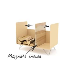 kaminholzregal-innen-brennholzregal-holzaufbewahrung-metall-design-modern-holz-aufbewahrung-kaminholz-brennholz-stahl-beige-edelstahl-buche-magnets-inside-magic-2-new