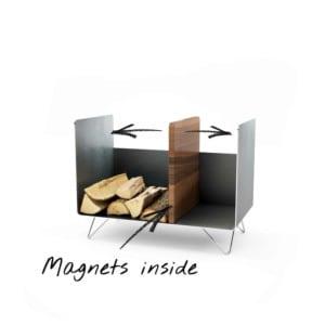 kaminholzregal-innen-brennholzregal-holzaufbewahrung-metall-design-modern-holz-aufbewahrung-kaminholz-brennholz-stahl-schwarz-grau-edelstahl-nussbaum-magnetmoebel-magic-2-new