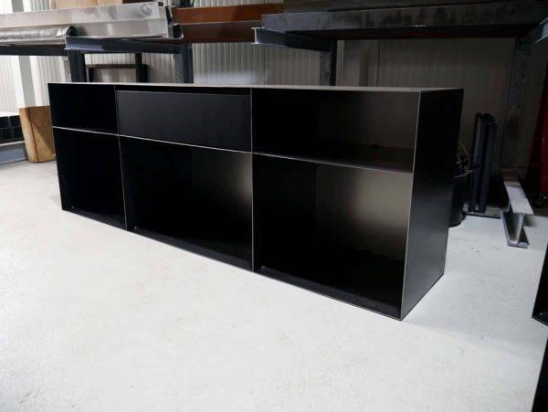 kommode-sideboard-schwarz-grau-mit-schublade-metall-modern-design-stahl-kaufen-classic-049