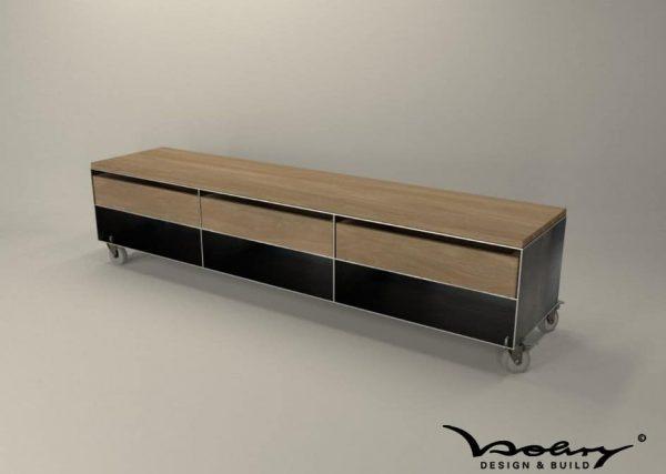 lowboard-sideboard-tv-board-moebel-holz-schwarz-eiche-massivholz-grau-metall-design-modern-mit-rollen-classic-003