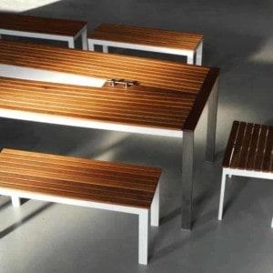 Gartenbank Stahlzart Möbel Online Shop