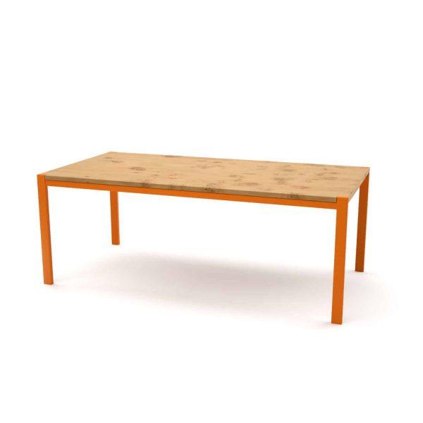 tisch-esstisch-gartentisch-kuechentisch-esszimmertisch-holztisch-holz-gelborange-design-massivholz-eiche-modern-stahl-innen-aussen-ferrum-002-neu