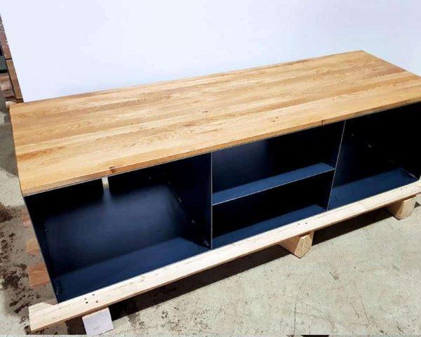 tv-sideboard-lowboard-tv-board-moebel-holz-schwarz-eiche-massivholz-grau-metall-design-modern-stahl-rohstahl-p4
