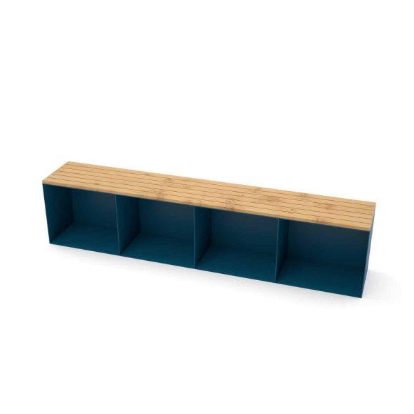 gartenbank-sitzbank-holz-metall-designermoebel-bank-mit-stauraum-fuer-draussen-aussenbereich-design-modern-minimalistisch-eiche-wildeiche-massiv-gruenblau-classic-xl