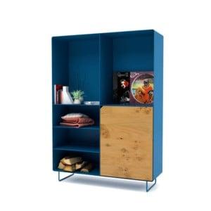 highboard-kommode-schlafzimmer-eiche-holz-mit-tuere-massivholz-modern-design-metall-wildeiche-blau-stahl-mit-fuessen-mystery