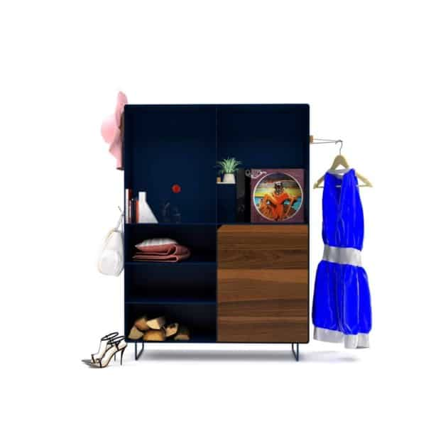 highboard-mit-kleiderstange-magic-1-mit-aufhaengehaken-magic-pinocchio-holz-metall-edelstahl-modern-design