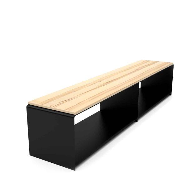 lowboard-tv-board-moebel-fernsehtisch-bank-tisch-schwarz-holz-buche-metall-design-modern-kernbuche-massivholz-stahl-merapi-2-neu