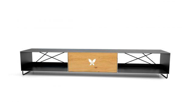 lowboard-tv-holz-eiche-metall-schwarz-grau-design-modern-fuer-wohnzimmer-massivholz-wildeiche-mit-fuessen-designermoebel-pure-mnmlsm-m
