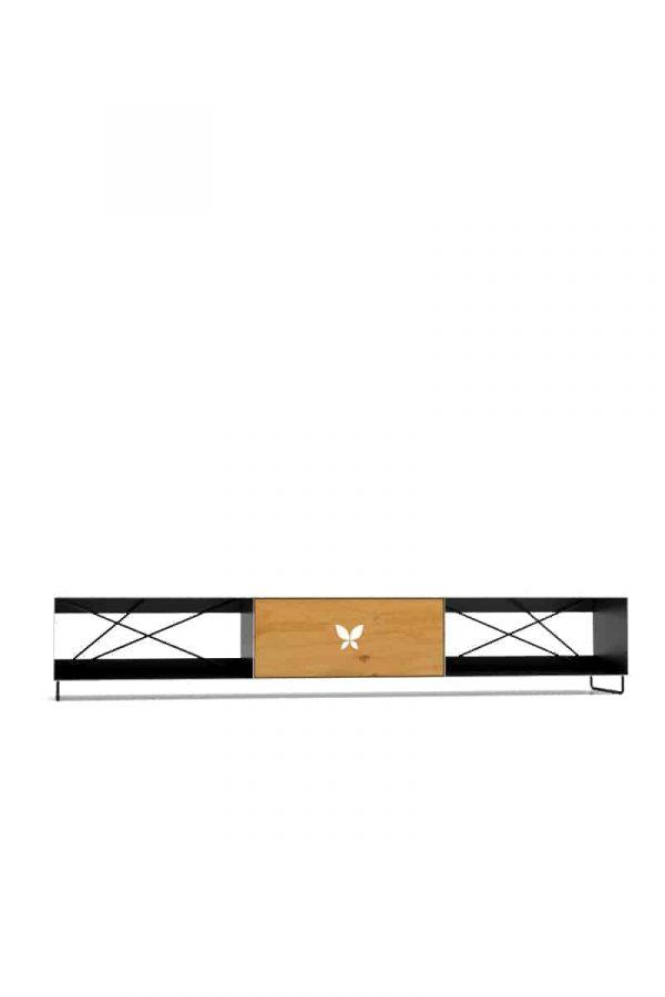 lowboard-tv-holz-eiche-metall-schwarz-grau-design-modern-massivholz-wildeiche-mit-fuessen-designermoebel-pure-mnmlsm-m