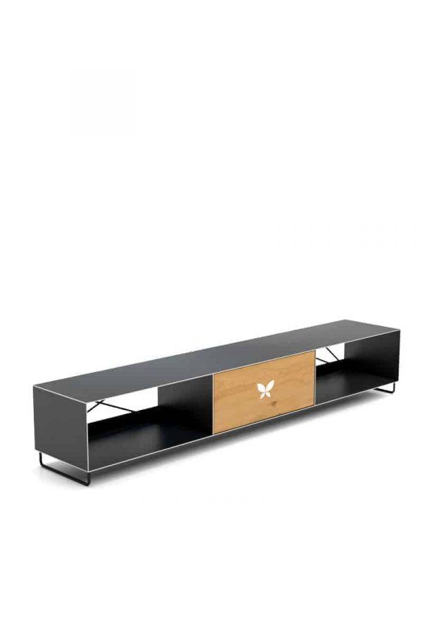 lowboard-tv-holz-eiche-metall-schwarz-grau-design-modern-massivholz-wildeiche-mit-fuessen-designermoebel-stahl-schwarzstahl-pure-mnmlsm-m