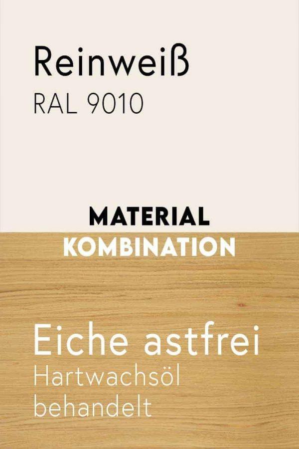material-kombination-holz-eiche-astfrei-massivholz-wildeiche-metall-stahl-mit-pulverbeschichtung-reinweiss-ral-9010
