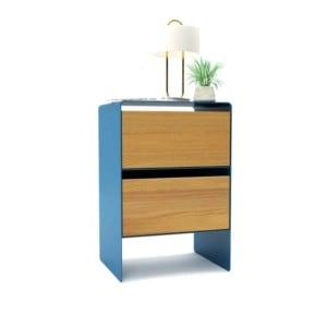 nachttisch-fuer-boxspringbett-nachtkonsole-nachtschrank-nachtkaestchen-nachtkommode-holz-eiche-metall-modern-design-massivholz-blau