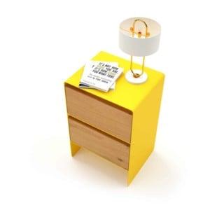 nachttisch-fuer-boxspringbett-nachtkonsole-nachtschrank-nachtkaestchen-nachtkommode-holz-eiche-metall-modern-design-massivholz-gelb-new
