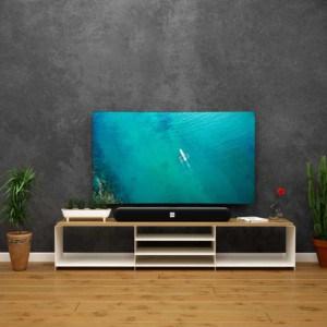 tv-lowboard-sideboard-weiss-tv-board-moebel-fernsehtisch-bank-tisch-holz-eiche-astfrei-metall-design-modern-massivholz-stahl-wohnzimmer-merapi-1