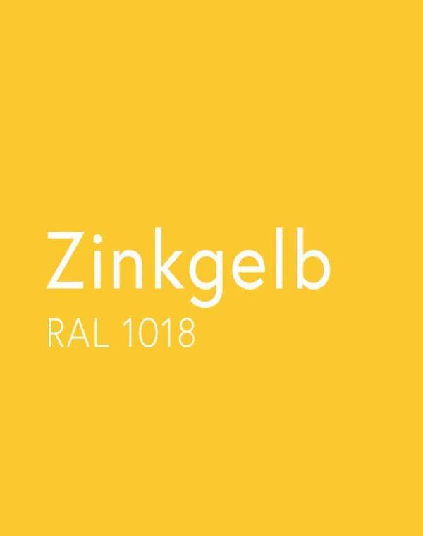 zinkgelb-ral-1018