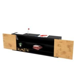 kommode-sideboard-holz-eiche-schwarz-massivholz-design-metall-modern-wildeiche-mit-schiebetueren-herausnehmbar-stahl-the-flowboard