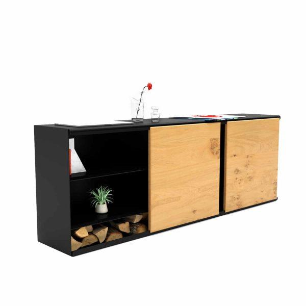 kommode-sideboard-holz-eiche-schwarz-massivholz-design-metall-modern-wildeiche-mit-schiebetueren-stahl-the-flowboard
