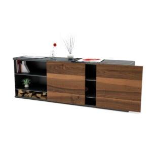 kommode-sideboard-holz-schwarz-grau-massivholz-nussbaum-design-metall-modern-mit-schiebetueren-herausnehmbar-stahl-walnuss-the-flowboard