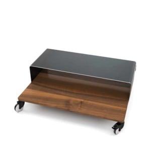 couchtisch-wohnzimmertisch-holz-schwarz-modern-massivholz-metall-grau-nussbaum-klein-mit-rollen-massiv-stahl-aluminium-m.a.m.-1