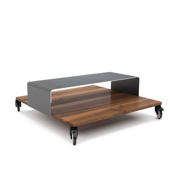 couchtisch-wohnzimmertisch-holz-schwarz-modern-massivholz-metall-grau-nussbaum-klein-mit-rollen-massiv-stahl-schwarzstahl-aluminium-m.a.m.-1