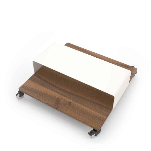 couchtisch-wohnzimmertisch-weiss-holz-modern-massivholz-metall-design-nussbaum-quadratisch-klein-mit-rollen-massiv-stahl-aluminium-m.a.m.-1