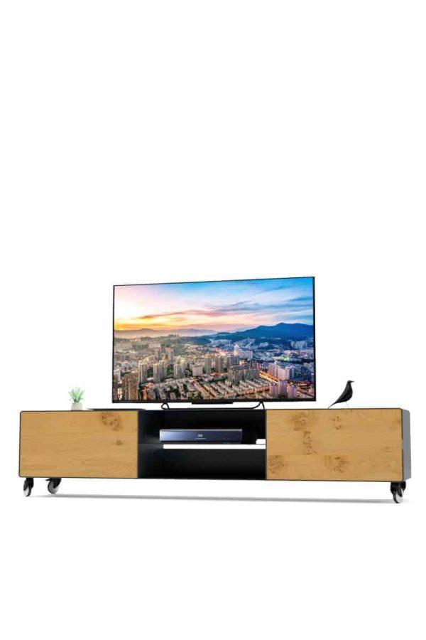 lowboard-tv-grau-anthrazit-holz-eiche-metall-modern-design-massivholz-wildeiche-mit-schubladen-aluminium-rollen-designer-hollywood-7