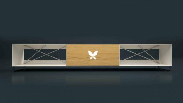 lowboard-weiss-holz-eiche-natur-astfrei-tv-board-moebel-fernsehtisch-bank-tisch-metall-design-modern-massivholz-mit-fuessen-edelstahl-pure-mnmlsm-m