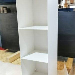 regal-weiss-metall-modern-design-minimalistisch-wohnzimmer-aufbewahrung-schallplatten-buecher-minimalistisch-designer-moebel