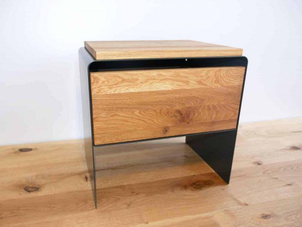 nachttisch-grau-holz-eiche-metall-modern-anthrazit-design-industrial-massivholz-wildeiche-mit-schublade-schlafzimmer-minimalistisch-anthrazitgrau-stahlzart