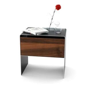 nachttisch-schwarz-holz-grau-metall-modern-design-industrial-massivholz-nussbaum-designer-mit-schublade-kaufen-stahl-industrial-style-stahlzart