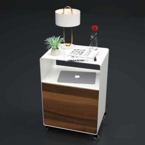 nachttisch-fuer-boxspringbett-weiss-holz-metall-modern-design-massivholz-nussbaum-designermoebel-schlafzimmer-stahlzart