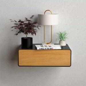 nachttisch-schwarz-grau-haengend-holz-eiche-metall-modern-design-massivholz-wildeiche-mit-schublade-minimalistisch-dreams-1