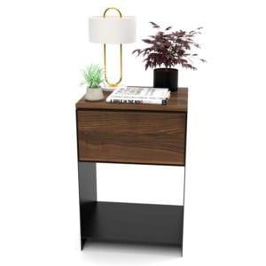 nachttisch-schwarz-holz-metall-modern-design-massivholz-nussbaum-mit-schublade-schlafzimmer-fuer-boxspringbett-minimal-classic-1