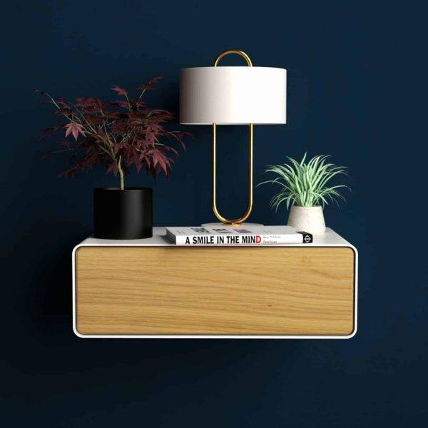 nachttisch-weiss-haengend-holz-eiche-metall-modern-design-massivholz-mit-schublade-minimalistisch-stahlzart-dreams-1