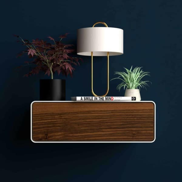 nachttisch-weiss-haengend-holz-metall-modern-design-massivholz-nussbaum-mit-schublade-minimalistisch-stahlzart-dreams-1