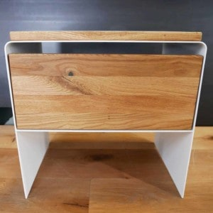 nachttisch-weiss-holz-eiche-metall-modern-design-massivholz-wildeiche-mit-schublade-stahl-schlafzimmer-mystery-spezial