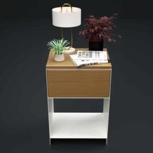 nachttisch-weiss-holz-metall-modern-design-massivholz-eiche-astfrei-mit-schublade-schlafzimmer-fuer-boxspringbett-minimal-classic-1