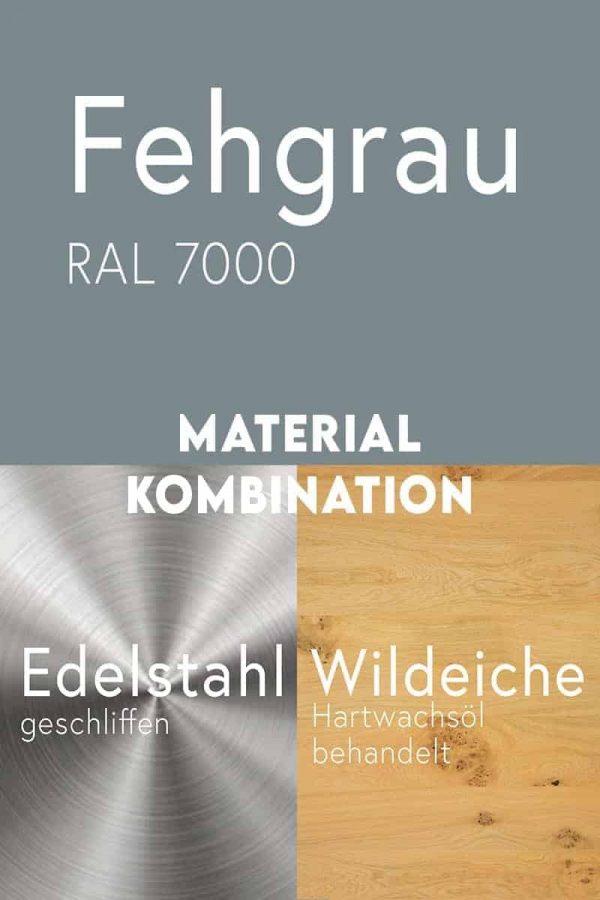 material-kombination-holz-eiche-massivholz-wildeiche-mit-aesten-metall-stahl-mit-pulverbeschichtung-fehgrau-ral-7000-edelstahl-geschliffen